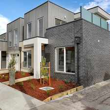 Rental info for BRAND NEW DOUBLE STOREY TOWHOUSE
