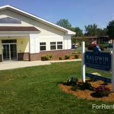 Rental info for Baldwin Creek