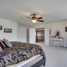Rental info for Outstanding Opportunity To Live At The Huntingtown City Club. 2 Car Garage!