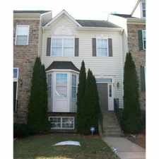 Rental info for 4 bedrooms Townhouse - Gorgeous high end townhome in pristine Branbury Glen.