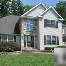 Rental info for 3 Spacious BR in East Stroudsburg