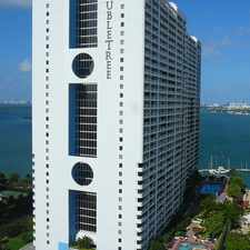 Rental info for 1717 North Bayshore Drive #A-1154