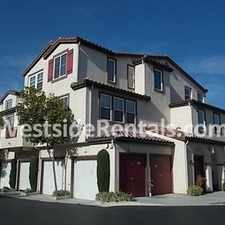 Rental info for Great location - 2br2.5bath townhome for rent in the Otay Mesa area