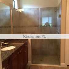 Rental info for Bright Kissimmee, 3 bedroom, 4 bath for rent
