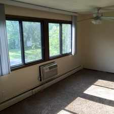 Rental info for One Bedroom Available In Farmington