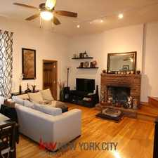 Rental info for West 60s & Columbus Ave in the New York area