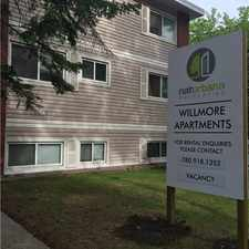 Rental info for Willmore Apartments