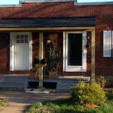 Rental info for 9259 Mosby Street