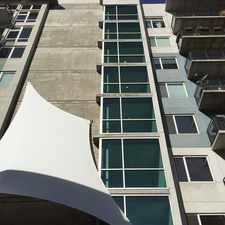 Rental info for Union Station, Beautiful 2 bed, 1 bath condo with balcony, garage parking, Amazing Views! in the Auraria area