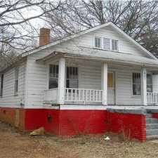 Rental info for 421 Highland Ave. Shelby, NC Three BR-One BA. $300 mo.