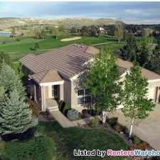 Rental info for 16591 Red Cliff Cir