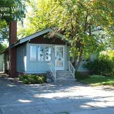 Rental info for 826 Cody Ave