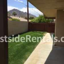 Rental info for Beautiful La Quinta Home in the La Quinta area