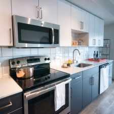Rental info for Modera Capitol Hill in the Seattle area