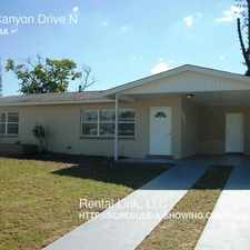Rental info for 304 Canyon Drive N