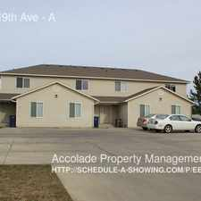Rental info for 1021 E 19th Ave