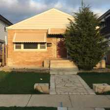 Rental info for MELROSE PARK~LOCAL BANK OWNED BRICK STEP RANCH~ FULL BSMT, TILED FLOORS, 2 CAR GARAGE, PATIO