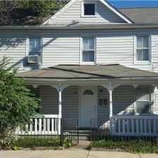 Rental info for 2 Bedroom first floor apartment in duplex.