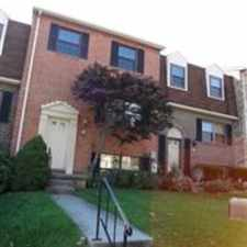 Rental info for Spacious 3 level townhouse in Catonsville in the Arbutus area