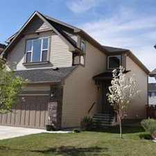 Rental info for Calgary House for rent