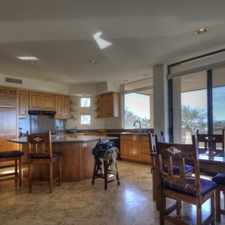 Rental info for 4 bedrooms House - Marvelous desert contemporary with beautiful city lights.