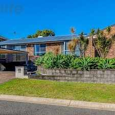 Rental info for IMMACULATE FAMILY HOME THAT TICKS ALL THE BOXES! in the Loganlea area