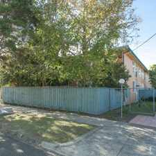 Rental info for SPACIOUS APARTMENT IN QUIET STREET