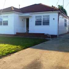 Rental info for 3 Bedroom Home!