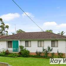 Rental info for Ideal Family Home in the Kanahooka area