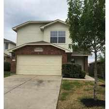 Rental info for Bright, Open & Move In Ready. Single Car Garage!