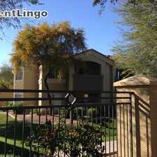 Rental info for 800 West Queen Creek Road