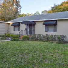 Rental info for 1818 Cherokee Trail