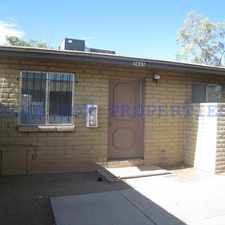 Rental info for 2665 N. Alvernon Way in the Dodge Flower area