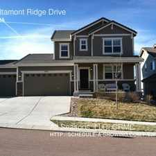 Rental info for 847 Altamont Ridge Drive