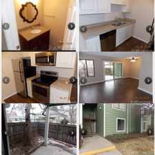 Rental info for 1 bd/1 ba in the Aurora Hills area