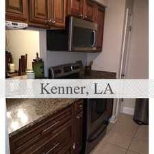 Rental info for Kenner, 2 bed, 1 bath for rent in the Kenner area