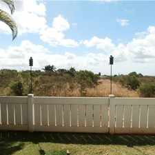 Rental info for 4 bedrooms House - Stunning panoramic views of Honolulu.