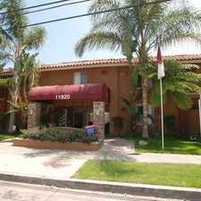 Rental info for 11920 Chandler Boulevard