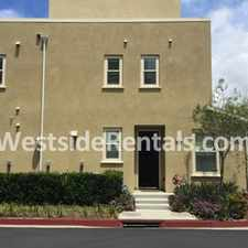 Rental info for 3 bd Townhouse in southbay gated community in the El Segundo area