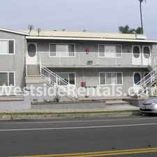 Rental info for ..LOOK.. Spacious 1 bedroom 1 Bath Apartment with Ocean View