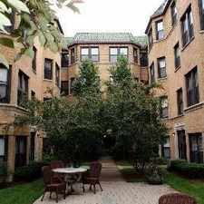 Rental info for 7639 North Greenview Avenue #1e in the Rogers Park area
