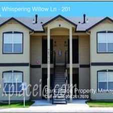 Rental info for 2108 E Whispering Willow Ln