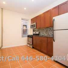 Rental info for Nostrand Ave & Montgomery St
