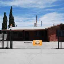 Rental info for 7817 Caliche Drive