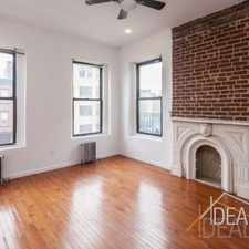 Rental info for Bedford Ave & Lafayette Ave in the NoHo area