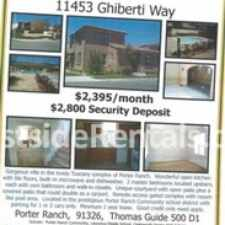 Rental info for Porter Ranch house for rent in the Porter Ranch area