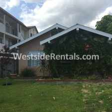 Rental info for Wonderful 2 Bedroom 1 Bath house Great location!!! in the Vineyard area