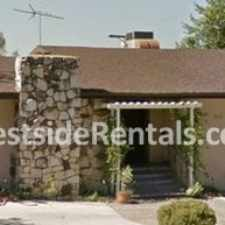Rental info for Furnished 6 bedroom family home in the Eagle Rock area