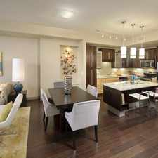 Rental info for Gables Park 17 in the Dallas area