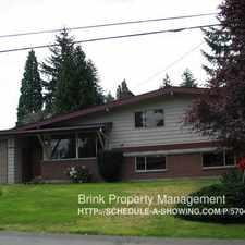 Rental info for 12569 SE 52nd Street